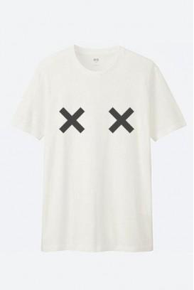 Cotton marškinėliai Cross
