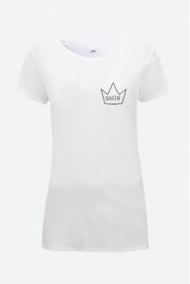 Cotton marškinėliai queen