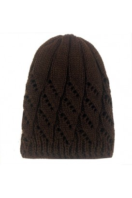 Ruda Knitted kepurė