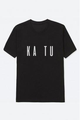 Vyr. marškinėliai KA TU
