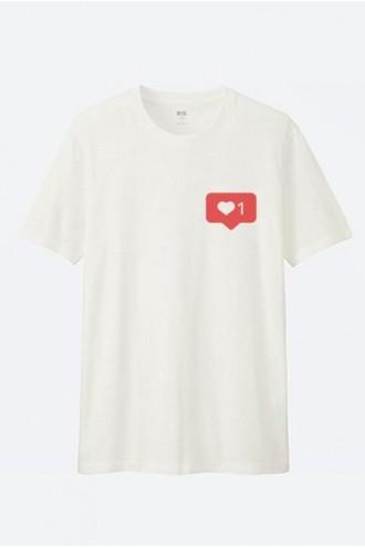 Mot. marškinėliai Love one