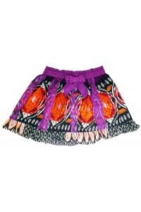 Sluoksniuotas Charlotte sijonas
