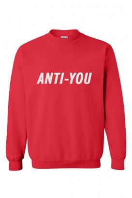 Unisex džemperis Anti-you
