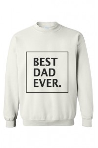 Best dad džemperis