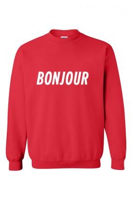Unisex džemperis Bonjour