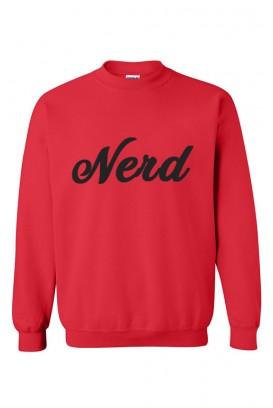 Unisex džemperis Nerd