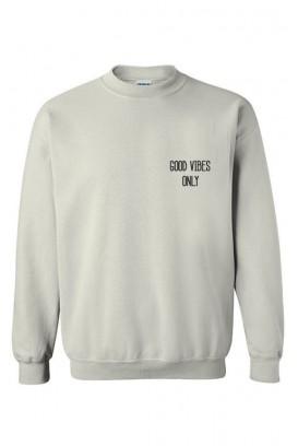Good vibes džemperis