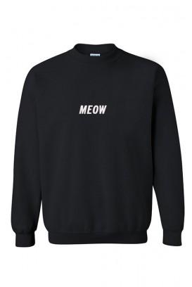 meow džemperis