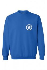 Oversize All Star džemperis