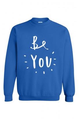 Unisex džemperis Be you