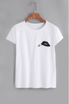 Mot. marškinėliai cigarette