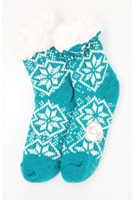Teddy Kalėdinės kojinės-tapkės