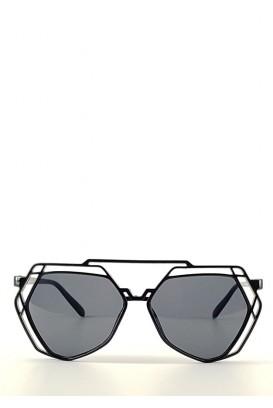 Oversized akiniai nuo saulės