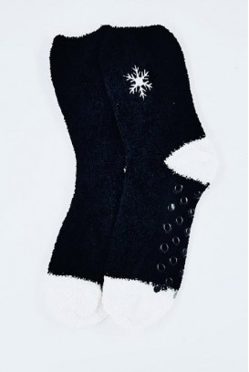 Snowflake kojinės (ABS)