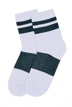 Basic stripe kojinės