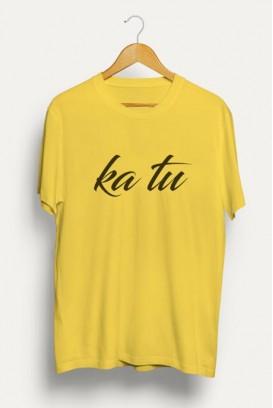 Ka tu marškinėliai