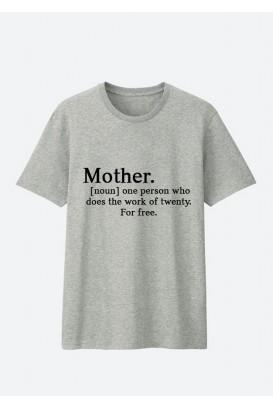 Mother marškinėliai