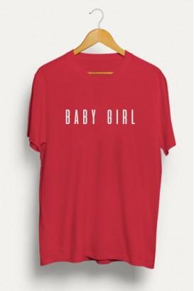 Mot. marškinėliai baby girl