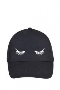 Baseball kepurė (blakstienos)