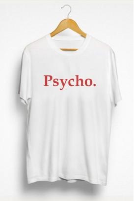 Mot. marškinėliai Psycho