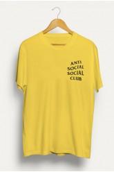 Vyr. marškinėliai anti social