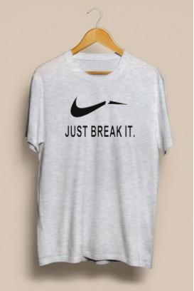 Vyr. marškinėliai JUST BREAK IT