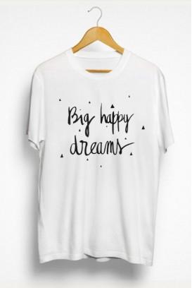 Mot. marškinėliai Big Happy Dreams