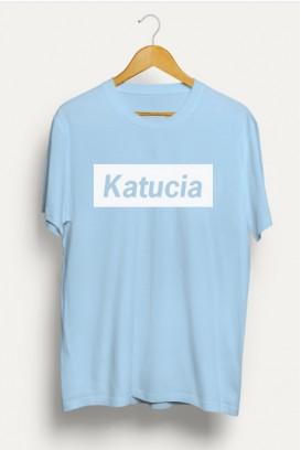 Katučia marškinėliai by Kopikta