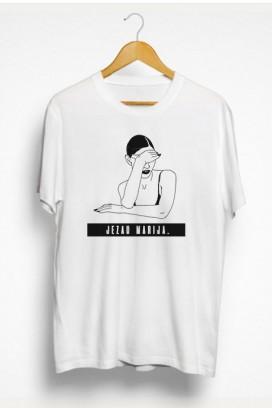 Mot. marškinėliai Jezau marija
