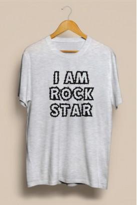 Mot. marškinėliai Rockstar