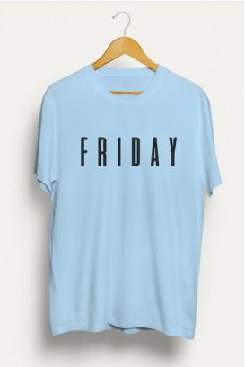 Vyr. marškinėliai FRIDAY