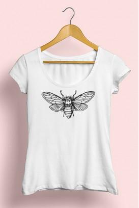 Mot. marškinėliai BEE