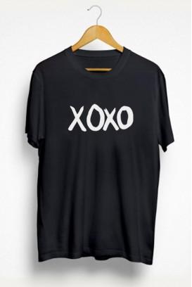 Mot. marškinėliai XOXO
