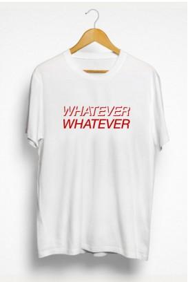 Mot. marškinėliai whatever
