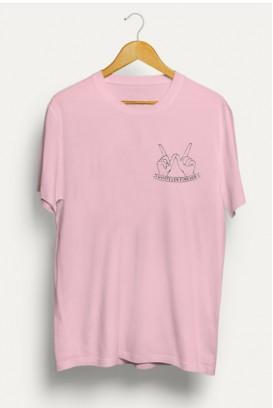 Mot. marškinėliai whatever forever
