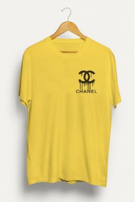 Mot. marškinėliai bloody chanel