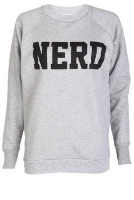 Mot. džemperis Nerd