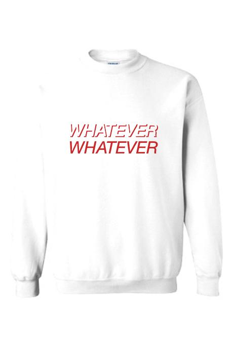 Unisex džemperis Whatever