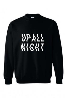 Oversize džemperis Up all night