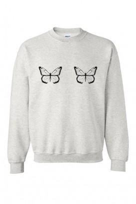 Butterfly džemperis