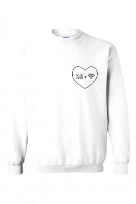 Unisex džemperis ME+WIFI