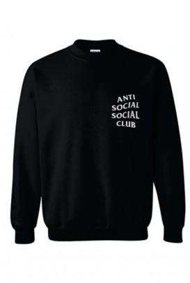 Unisex džemperis anti social