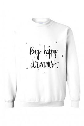 Oversize džemperis Big Happy dreams