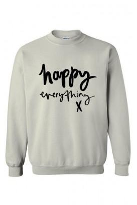 Unisex džemperis Happy