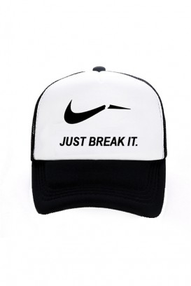 Trucker kepurė (JUST BREAK IT)