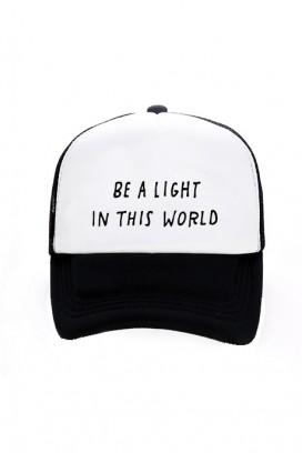 Trucker kepurė (BE A LIGHT)