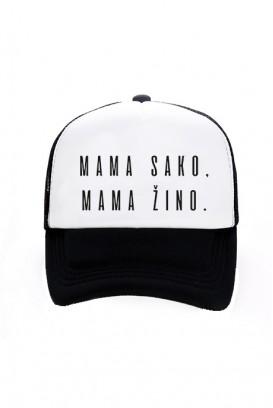 Trucker kepurė (MAMA SAKO MAMA ŽINO)