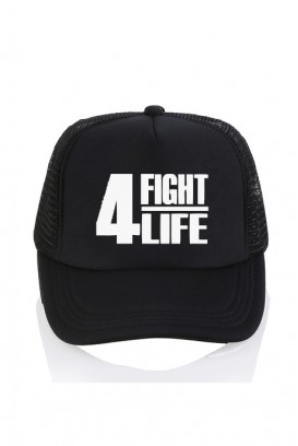 Trucker kepurė (FIGHT 4 LIFE)