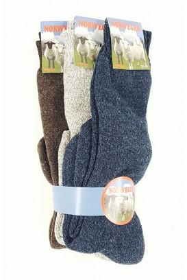 Wool kojinių komplektas (3vnt.)