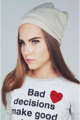 Sparkle kepurė
